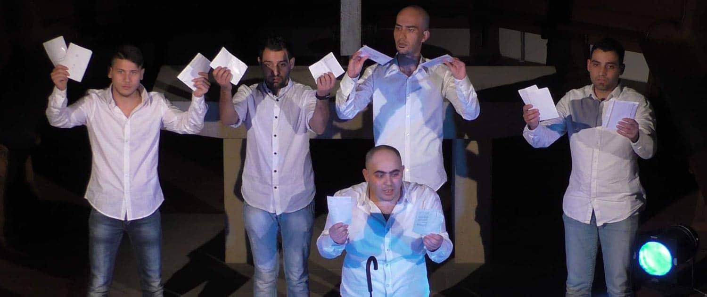 """Neues Theaterprojekt: """"Theater ohne Grenzen"""""""